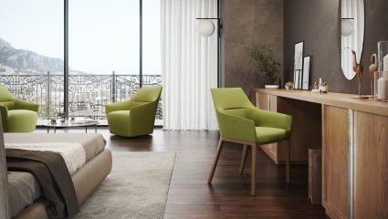 Krzesła i Fotele Hotelowe