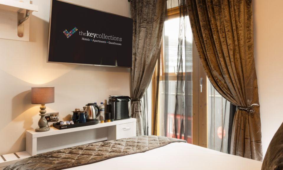 Hotel w Dublinie