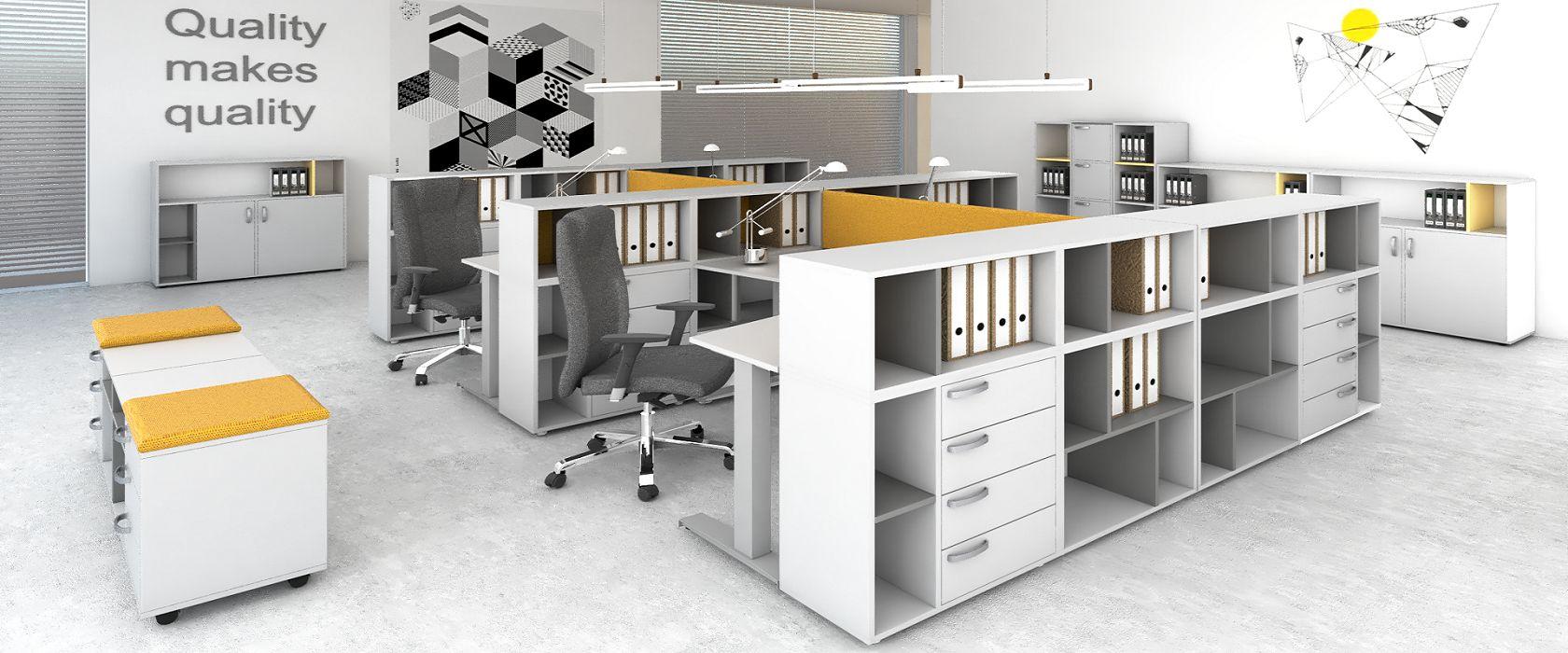jak urządzić biuro, żeby zwiększyć wydajność pracowników?